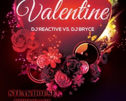 Valentinsparty (13.02.16) @ Trotte Bar (Höri-ZH)