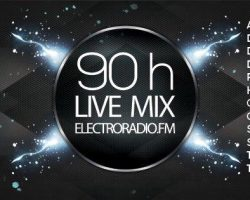 Dj Reactive @ 90h Live Set Electroradio.fm 19.05.2016 from 23.00-01.00