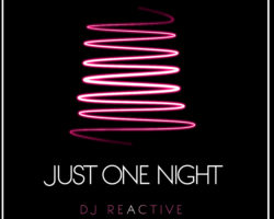 Dj Reactive – Just one night ★Release-05.07.2017★