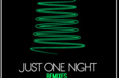 Dj Reactive – Just one night (Remixes)