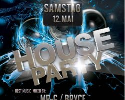 ★12.05.2018★ House Party @ CastleBeatz