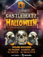 Castle Halloween 2018 live on air by Electroradio.fm