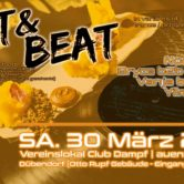 Eat & Beat Party @ Club Dampf – Dübendorf (ZH)